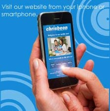 Become mobile with Chrisbeon!