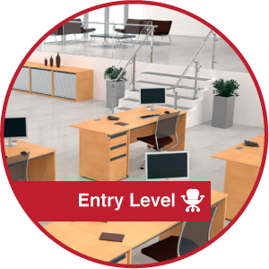 Desking-entry-level