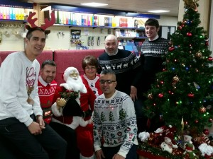 CHRISBEON CHRISTMAS JUMPER DAY
