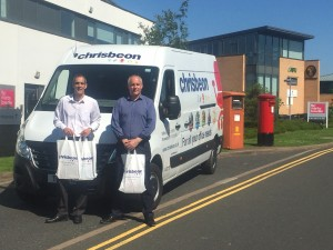 Firm on a mission – Chrisbeon partners Richard and Craig Hughes.
