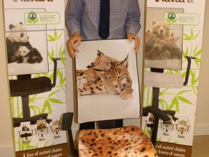 SUPPORTING ENDANGERED SPECIES – FROM THE COMFORT OF A CHAIR