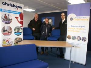 Chrisbeon Donates Office Furniture to Community Charity