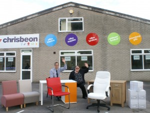 CHRISBEON ANNOUNCES EXPANSION OF ITS SHREWSBURY STORE