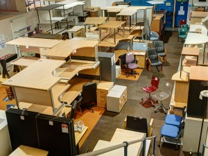 Telford Sale of Pre-loved Office Furniture