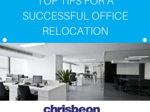 Top tips for a successful office relocation