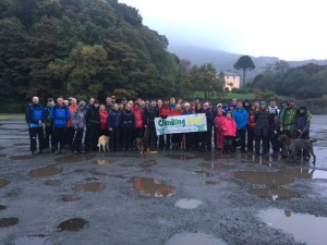Richard's Charity Climb Into The Unknown
