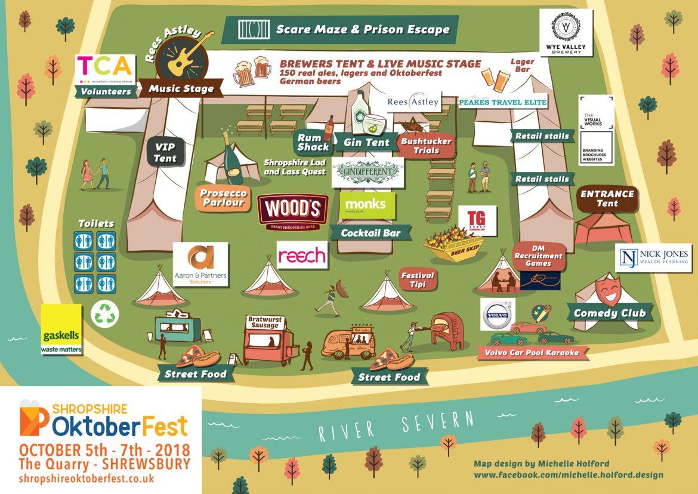 shropshire oktoberfest, chrisbeohn, sponsor, shropshire