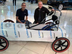Shropshire charity to benefit from Shrewsbury Wacky Races