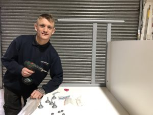 Marking National Apprentice Week 2019