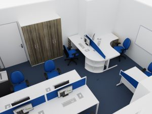 Planning a new office? Take a look at how it's done!