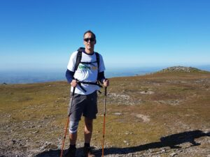 Stepping up for Shropshire charity